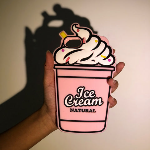 Ice Cream Phone Case - iPhone