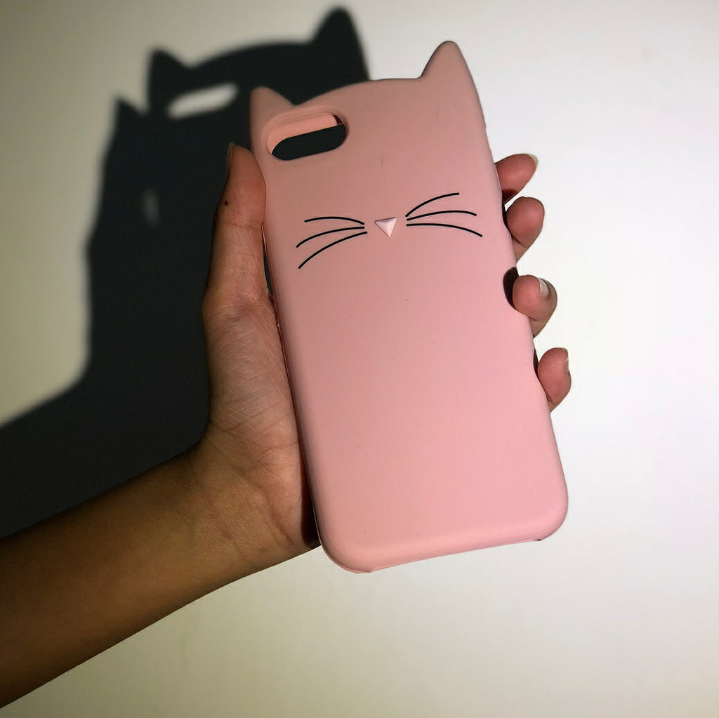 Cat Phone Case - iPhone
