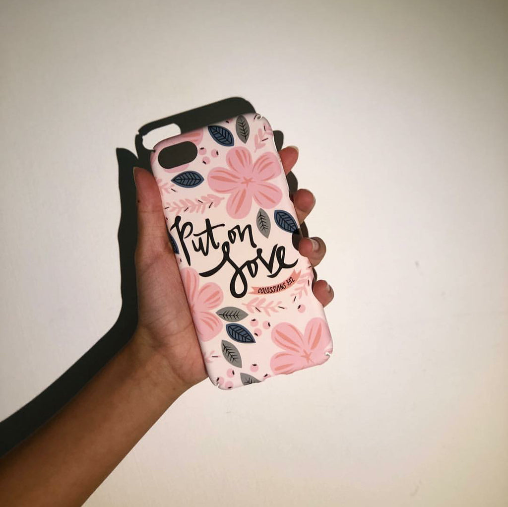Love Phone Case - iPhone