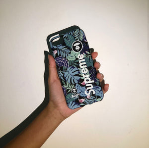 Supreme Green Phone Case - iPhone