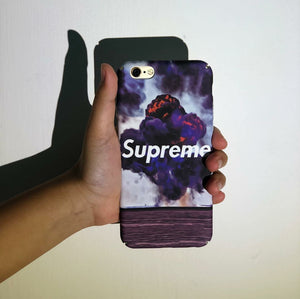 Supreme Explosion Phone Case - iPhone
