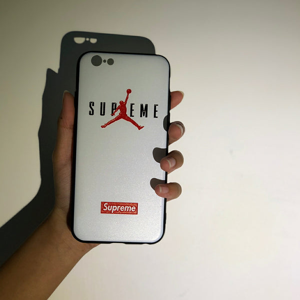 Supreme X Jordan Phone Case - iPhone 7