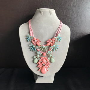 Multi Jewel Necklace