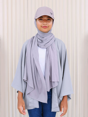 Hijabcap in Grey