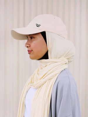 Hijabcap in Beige