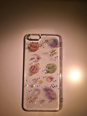 Galaxy Phone Case - iPhone