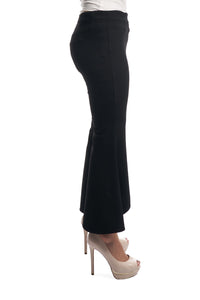 Bell Bottom Pants (Black)