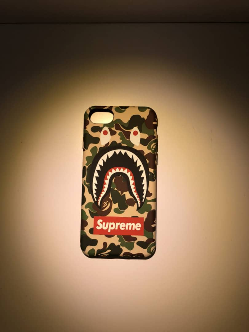 Supreme X Bape Phone Case - iPhone