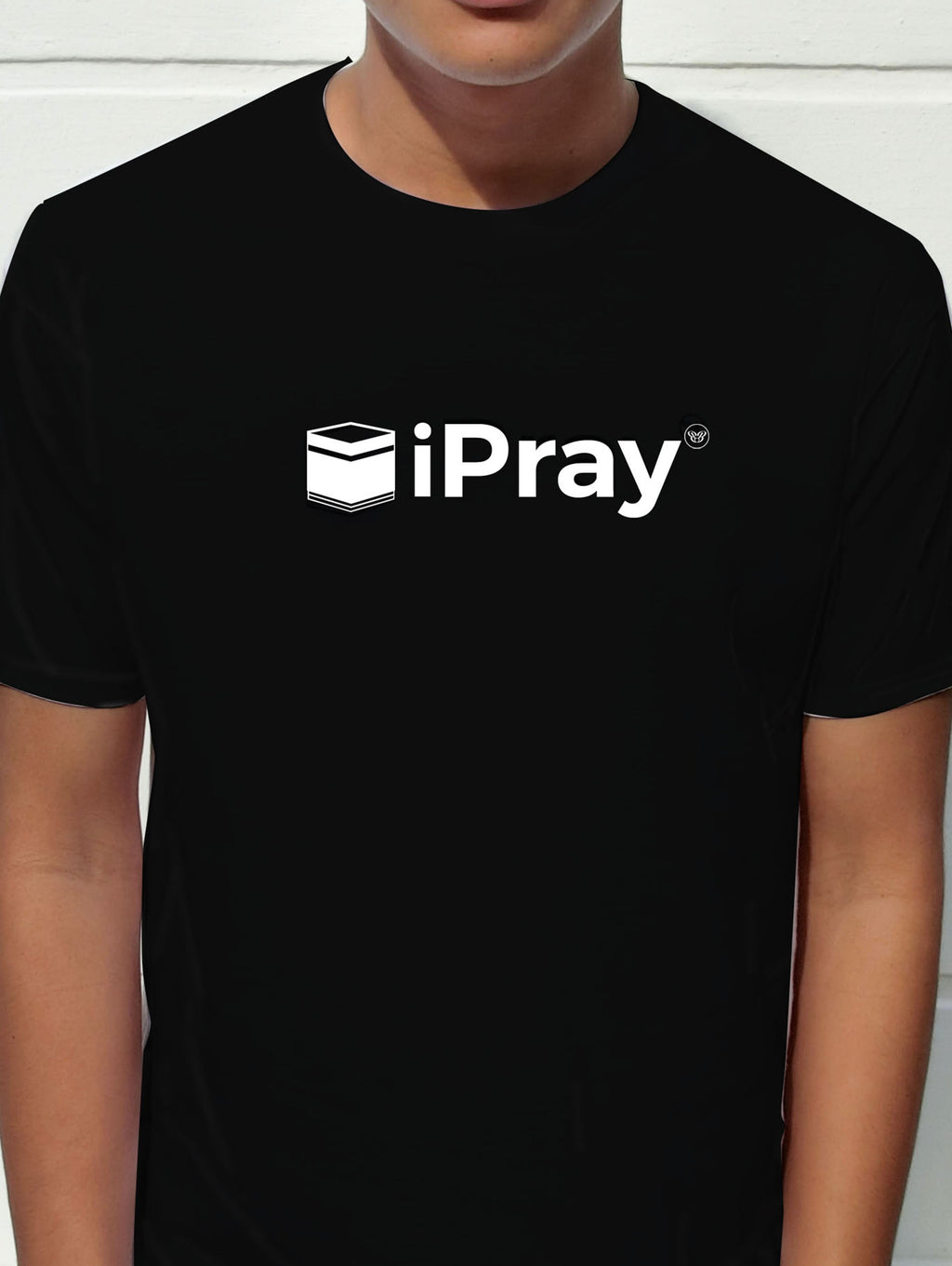Tshirt - iPray in Black