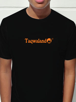 Tshirt - Taqwaland in Black