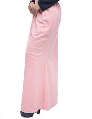 Basic Valentro Skirt in Pastel Pink