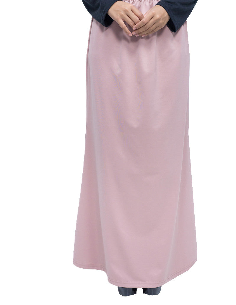 Basic Valentro Skirt in Lilac