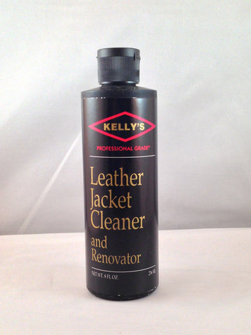 Kelly's / Fiebings Professional Grade Leather Jacket Cleaner and Renovator