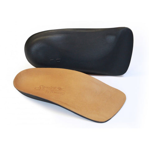 Powerstep Signature Leather Orthotics 3/4 Length