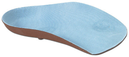 Laides Birkenstock Blue Heeled Insole