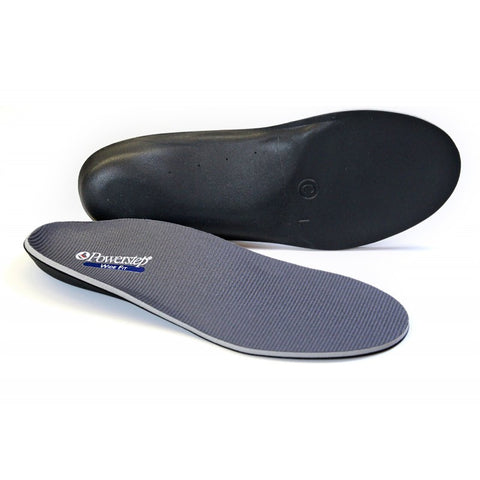 Powerstep Wide Fit Orthotic Insoles