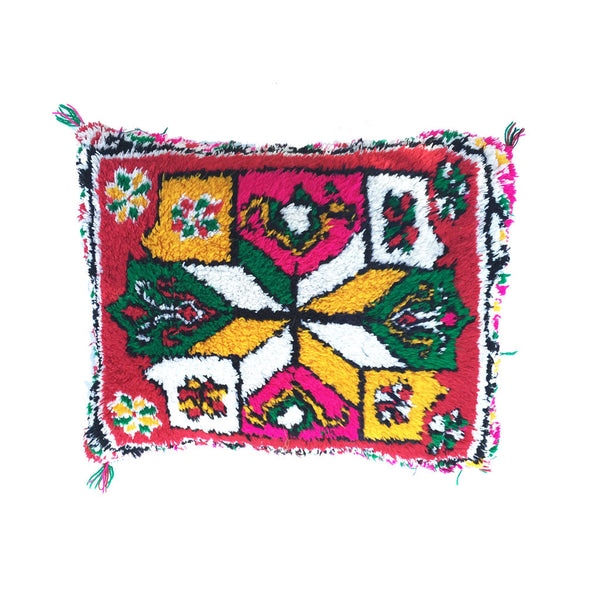 Berber Pillow No.18