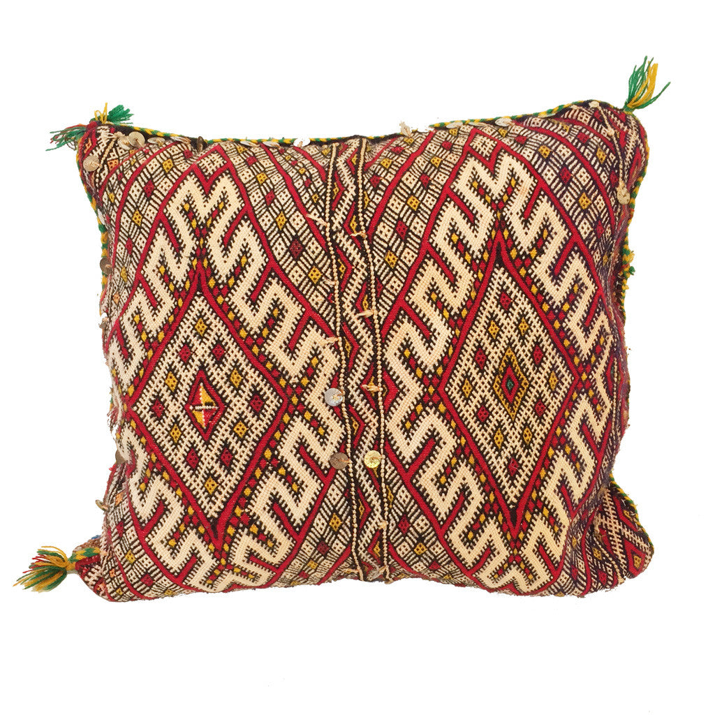 Berber Pillow No.9