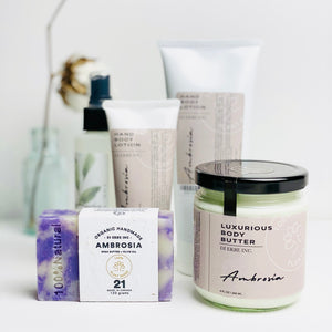Ambrosia Green Tea Body Butter