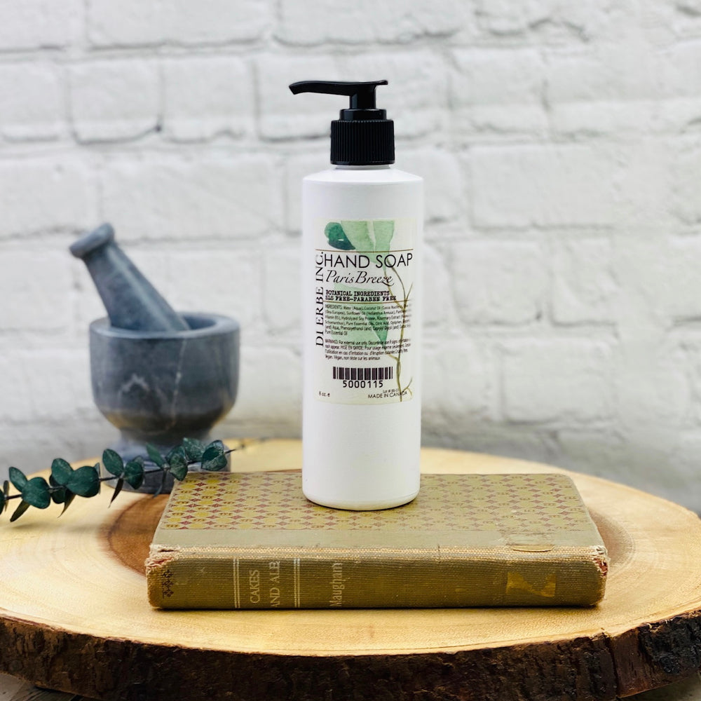 Paris Breeze Hand Soap