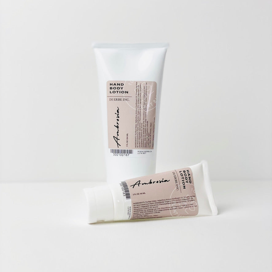 Load image into Gallery viewer, Ambrosia Hand & Body Lotion