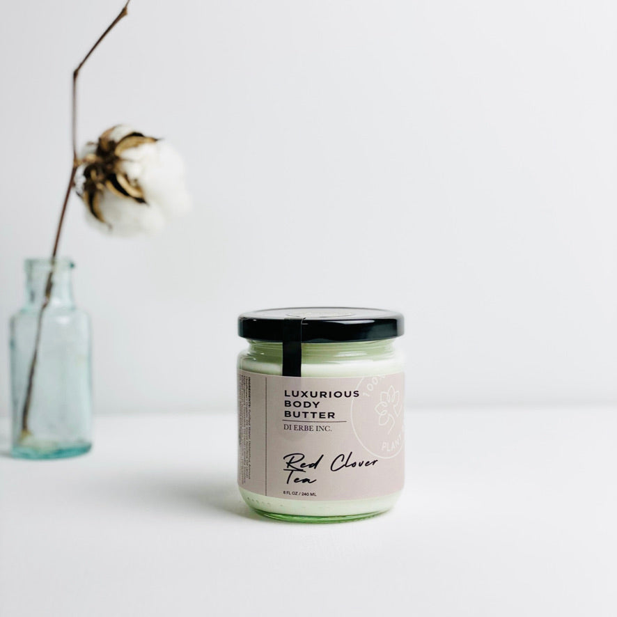 Red Clover Green Tea Body Butter