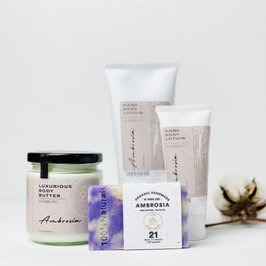 Ambrosia Hand & Body Lotion