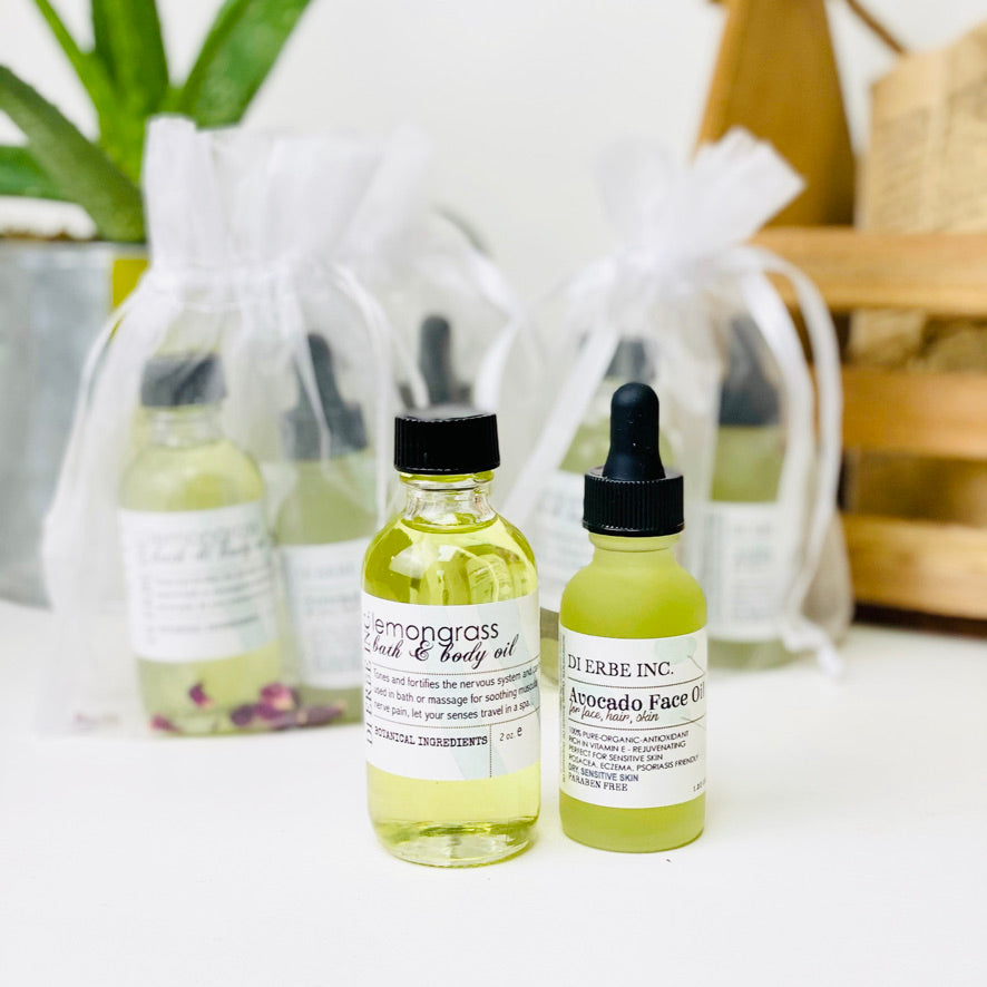 Body and Face Oil