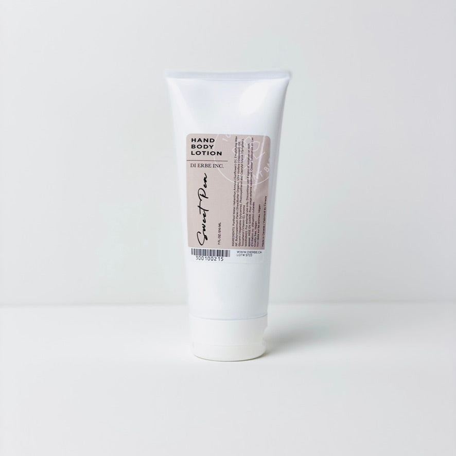 Sweet Pea Hand & Body Lotion
