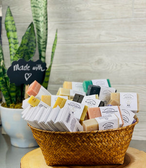 Soap Bundle-12 Bars Surprise Me