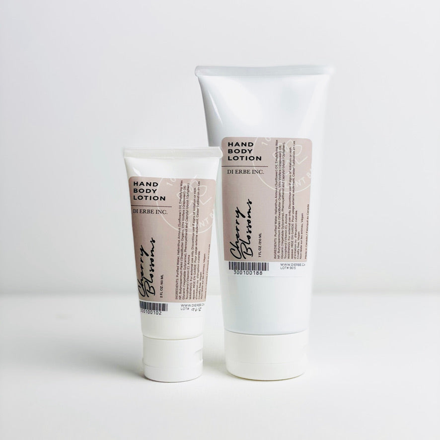Cherry Blossom Hand & Body Lotion