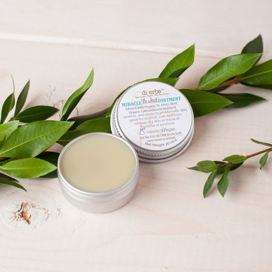 Miracle Herbal Ointment