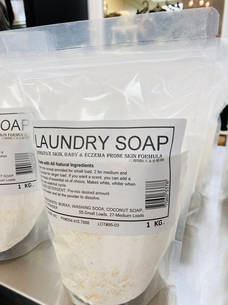 Load image into Gallery viewer, Laundry Soap