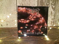 battery operated waterfall lights