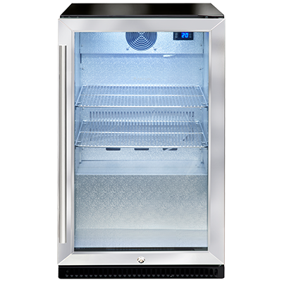 AOF1S - single-door outdoor refrigerator