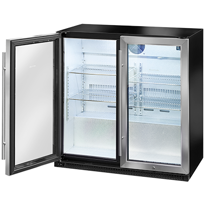AOF2S - double-door outdoor refrigerator