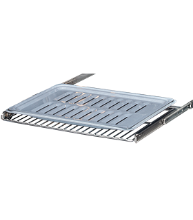 ILVE EZI-GLIDE TELOSCOPIC BUILT-IN OVEN RACKS