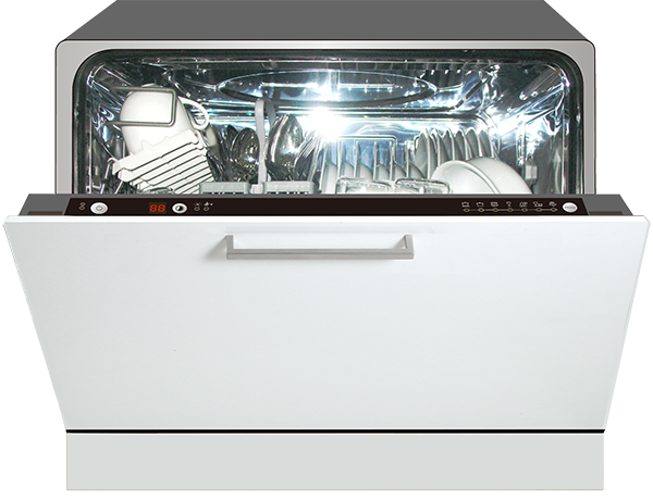 Fully-Integrated Compact Dishwasher - IVDFI645/ND