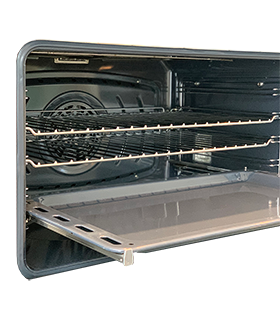 KGSEP001 - PARTIAL EXTRACTION RACKS FOR FREESTANDING COOKERS
