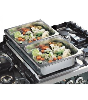 ILVE COOKTOP STEAMER
