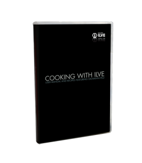ILVE TUITION AND COOKING DVD