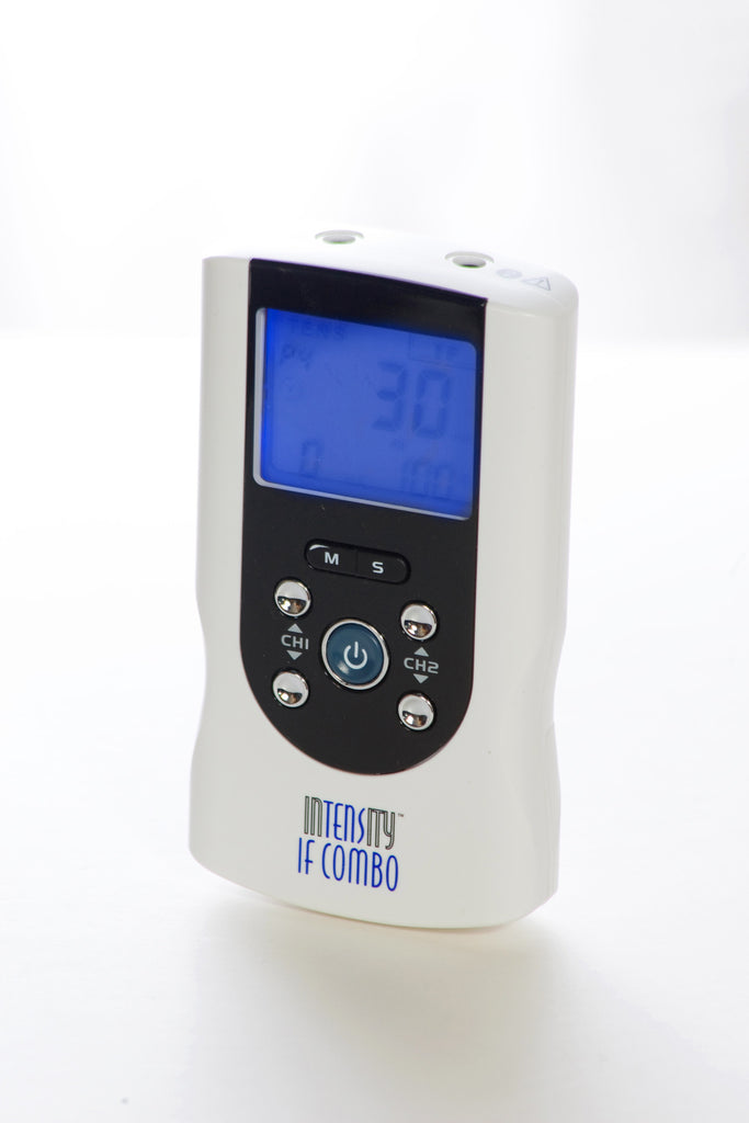 Electroestimulador portatil InTENSity IF Combo TENS/IF