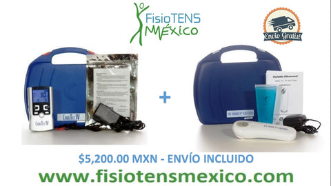 Combo CARETEC IV + US 1000