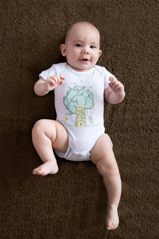 Organic Cotton Onesie - Joey and Me