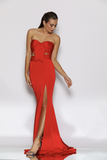 Formal Prom Two Piece Jadore JX2043