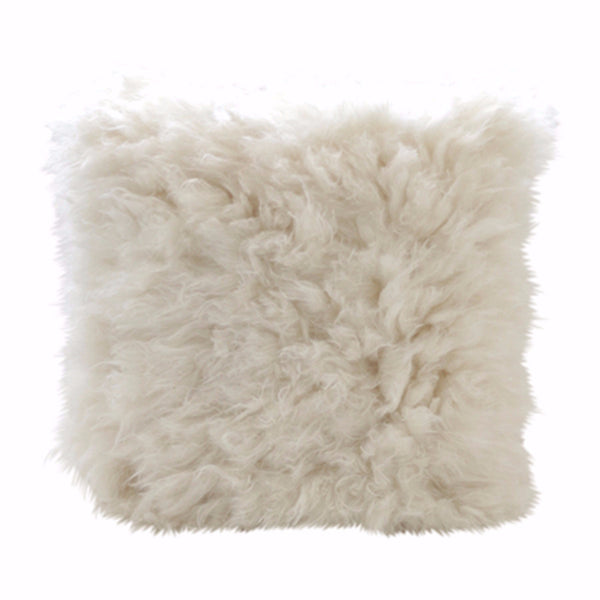Lush Mohair Pillow