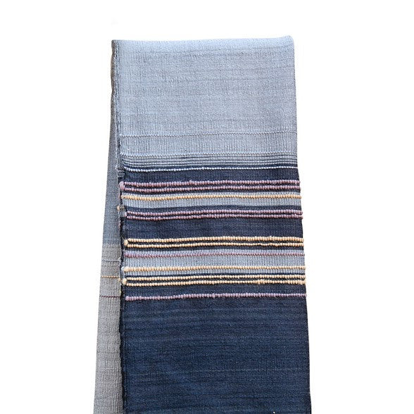 Kakudu Mohair Knotted Throw