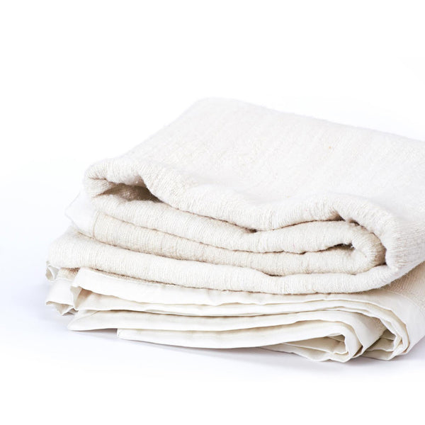 Organic Silk Towels