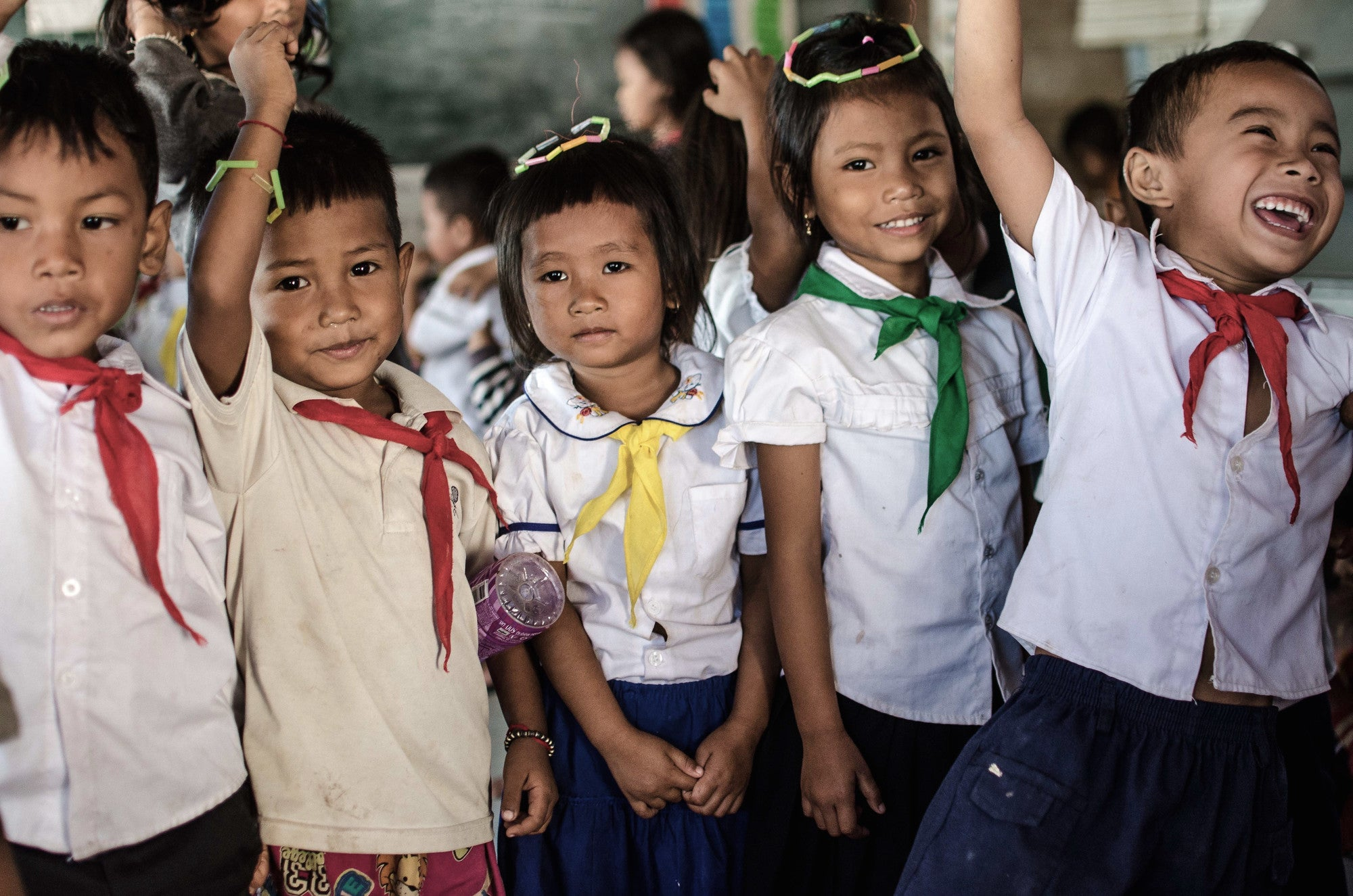 Education for Cambodian Children