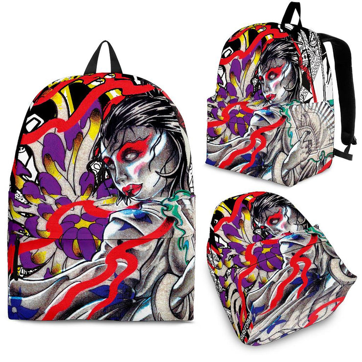 Geisha Back pack